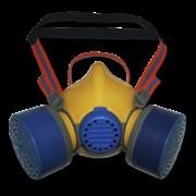 Респиратор МЧС универсальный без сумки (Бриз-3202)