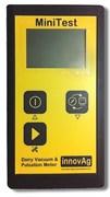 Прибор для измерения и контроля вакуума и пульсации на молочных фемах, МИНИ ТЕСТ II