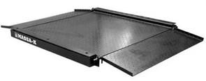 Весы платформенные (модуль взвешивающий низкопрофильный) 4D-LA-4-1000