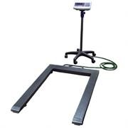 Паллетные весы ЕВ4-РС-WI-2R-1500