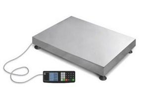Товарные весы с расчетом стоимости ТВ-М-150.2-Т1  без стойки, с ЖКИ индикатором, с аккумулятором
