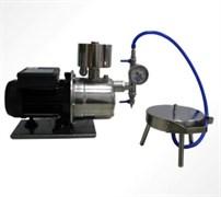 ПВФ-142 Б Ячейка 142 мм, заборное и  заборно-фильтровальное устройство, вакуумная станция, лавс. фильтр, трубопроводы