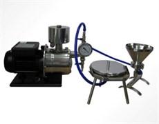 ПВФ-142 Б (ДК) Ячейка 142 мм, ячейка 35(47) мм, заборное и заборно-фильтровальное устройство вакуумная станция, лавс. фильтр, трубопроводы