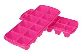 Форма для льда пластик 2 шт [PT1809]