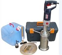 Приспособление для выбуривания кернов «Буркер-100»