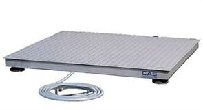 Весы платформенные 2HFS 1215  с индикатором CI-2001AC