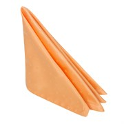 Салфетка 45х45 см «Мираж» персиковая