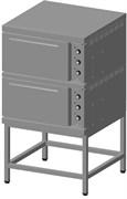 Шкаф жарочный ITERMA шж-2-840х840х1510-62