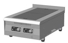 Плита индукционная 900 серии ITERMA пки-2пр-550/850/250