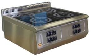 Плита 4 конфорочная 700 серии ITERMA пки-800/700м-4/3 индукция
