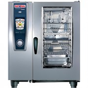 Пароконвектомат RATIONAL SCC 101G 5 SENSES газ B118300.30
