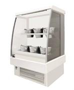 Витрина холодильная для цветов RCS SCORPION 02 MINI FL 0,9 белая