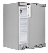 Шкаф морозильный с глухой дверью TEFCOLD UF200S нержавеющий