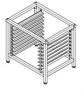Подставка для пароконвектомата ITERMA 430 XVC EVOLUTION