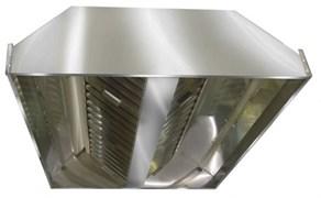 Зонт вытяжной центральный ITERMA звц-1200х1200х350