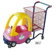 Тележка детская CARTENO BABY CAR T-95 л