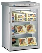 Шкаф морозильный со стеклянной дверью TTG N14L