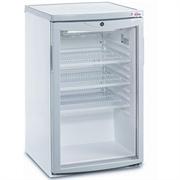 Шкаф холодильный со стеклом TEFCOLD BC145