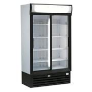 Шкаф холодильный со стеклом TEFCOLD SLDG600