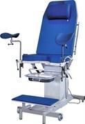 Кресло гинекологическое КГ-3Э с комбинированной регулировкой 3-х приводное с ножным управлением