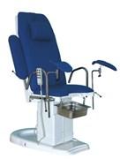 Кресло гинекологическое КГ-6-3 с комбинированной регулировкой 3-х приводное с ножным управлением