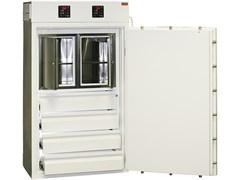 Сейф-холодильник медицинский TS-3/25 двухкамерный (25/25 л)