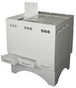 Шкаф для сушки радиограмм ШСРН-3 (3 секции по 9 рамок)