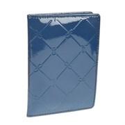 3777493 blue Обложка для паспорта Gianni Conti
