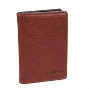 1757456 brown teal Обложка для автодокументов Gianni Conti