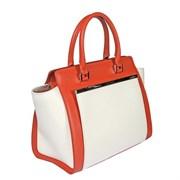 494406 cream-brick Женская сумка Gianni Conti