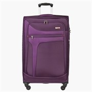 GM14086w28 purple Чемодан-тележка Verage