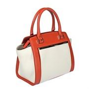 494407 cream-brick Женская сумка Gianni Conti
