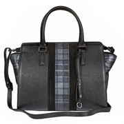2433434 black Женская сумка Gianni Conti
