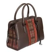 2433435 dark brown Женская сумка Gianni Conti