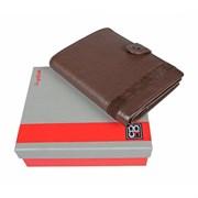 2242 novara cioccolato Портмоне с отделением для прав и паспорта Sergio Belotti