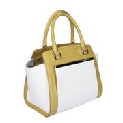 494407 kiwi-white Женская сумка Gianni Conti