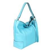 2514324 turquoise Женская сумка Gianni Conti