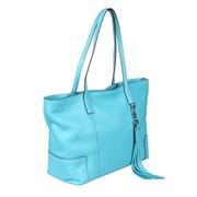 2514326 turquoise Женская сумка Gianni Conti