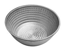 Форма для расстойки и выпечки 190х100 мм круглая