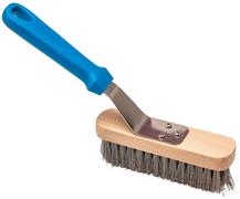 Щетка для чистки печи ITPIZZA с короткой ручкой 15хсм AC-SPGT