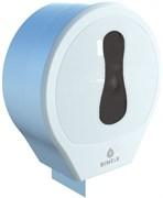 Диспенсер ВINELE rType для туалетной бумаги в рулонах (белый)