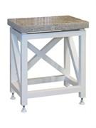 Стол для весов малый 630х450х900 гранит