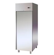 Морозильный шкаф GASTRORAG GN650 BT -18...-22оС, 700 л, 1 дверца с замком, 3 полки-решетки  GN 2/1 с направляющими, нерж.сталь 304
