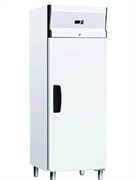 Холодильный шкаф GASTRORAG GN600TNB -2…+8оС, 537 л, 1 дверца с замком, 3 полки-решетки с направляющими, материал корпуса снаружи - окраш.сталь, внутри - алюминий