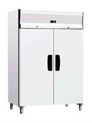 Морозильный шкаф GASTRORAG GN1200BTB -10…-20оС, 1173 л, 2 дверцы с замками, 6 полок-решеток с направляющими, материал корпуса снаружи - окраш.сталь, внутри - алюминий