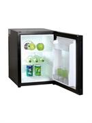 Холодильный шкаф GASTRORAG BCH-40B термоэлектрический (без компрессора), вентилируемый, no frost, 0...+8оС, 40 л, 1 глухая дверца, 2 полки-решетки, подсветка, цвет черный