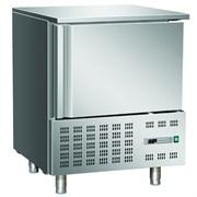 Шкаф быстрого охлаждения/ударной заморозки GASTRORAG D3 объем 139 л, вместимость 3 GN 1/1 или 3 х 600х400 мм, электронное управление, встроенный агрегат с воздушным охлаждением, длительность рабочего цикла 90 мин