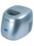 Льдогенератор кускового льда (пальчики) GASTRORAG DB-01 настольный, автономный, емкость резервуара 1,8 л, производительность 10 кг/сут (12 пальчиков за 10 мин), 3 размера пальчиков, бункер для хранения льда вместимостью 0,6 кг, пластмасса, цвет серебристы