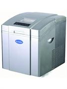Льдогенератор кускового льда (пальчики) GASTRORAG DB-07 настольный, автономный, емкость резервуара 3,25 л, производительность 15-18 кг/сут, (14 пальчиков за 10 мин), 3 размера пальчиков, бункер для льда вместимостью 1,5 кг, пластмасса, цвет серебристый