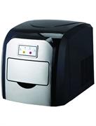 Льдогенератор кускового льда (пальчики) GASTRORAG DB-09 настольный, автономный, емкость резервуара 1,5 л, производительность 10 кг/сутки (12 пальчиков за 10 минут), бункер для хранения льда вместимостью 0,6 кг, пластмасса, цвет серебристый